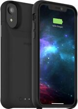 Mophie Juice Pack Access iPhone XS Max Battery Case Black Wireless Chrger Sealed