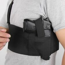 Right Hand Tactical Concealment Shoulder Pistol Holster Underarm Gun Holster BK