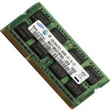 SODIMM SAMSUNG 2GB RAM 2RX8 PC3-8500S-07-10-F2 notebook laptop mac memory