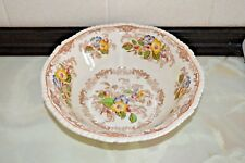Antique Ridgway Apple Blossom bowl.