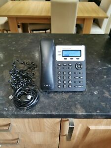 Grandstream GXP1625 HD VoIP business phone Black