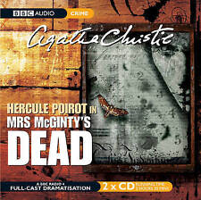 Mrs McGinty's Dead by Agatha Christie (CD-Audio, 2006)