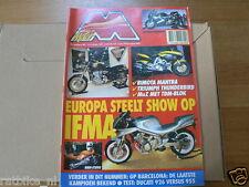 MO9441-SHOW IFMA,BIMOTA MANTRA,TRIUMPH THUNDERBIRD,MUZ TDM,DUCATI 926,955,GP BAR