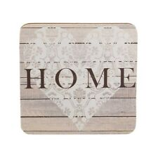 Country Matters Coasters Home Set Of 4 EH 105 x 105mm NEW
