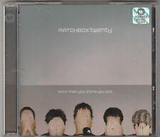 Matchbox Twenty - More Than You Think You Are **2003 Singapore CD Album** VGC
