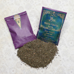 Mint herb organic holistic apothecary, magical, witchcraft, juju, spells, occult