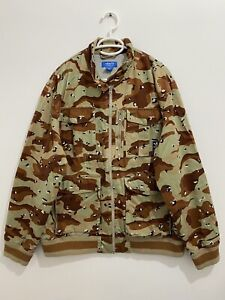 Adidas Originals Track Jacket Camouflage Size XL Z34709