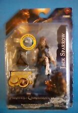 "Pirates of the Carribbean On Stranger Tides JACK SPARROW 4"" Action Figure Reveal"