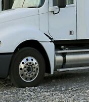 Freightliner Fld112//120 Below Headlight Fender Guard # 14157