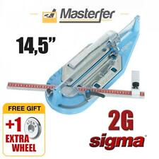 SIGMA 2G PROFESSIONAL TILE CUTTER CUTTING MACHINE UP TO 14,5 INCHES