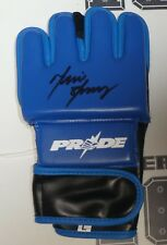 Mario Sperry Signed Replica Pride FC Fight Glove BAS Beckett COA UFC Autograph