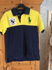 Boys Ralph Lauren Polo Shirt Age 10-12yrs