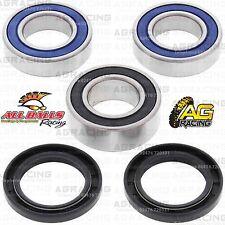 All Balls Rear Wheel Bearings & Seals Kit For Husqvarna TE 410 2000 Motocross