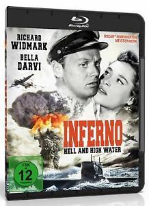 Inferno (1954)[Blu-ray/NEU/OVP] Sam Fullers U-Boot-Abenteuer mit Richard Widmark