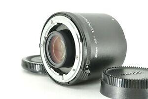 """""""EXCELLENT+5"""" Nikon TC-20E 2x Teleconverter for AF-I AF-S Lens Tested from Japan"""