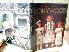 DAY In The LIFE Of HOLLYWOOD,1992,75 Worlds Leading Photographers,1stEd,Ills,DJ
