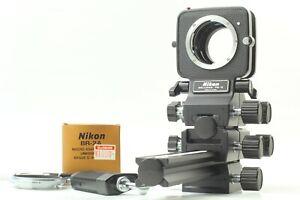 【N.MINT】Nikon Bellows PB-6 Focusing Attachment w / BR-2A AR-7 PB-6D From japan