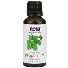 Now Foods Peppermint Oil 100% Pure & Natural - 1 oz