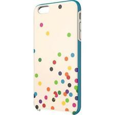 Genuine Kate Spade NY Confetti Color Polka Dot iPhone 6 6S Plus Hard Shell Case