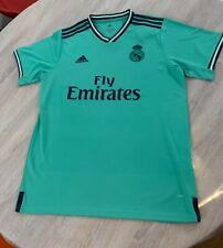 Maillot Adidas Real Madrid Third Ligue des Champions Menthe Taille L