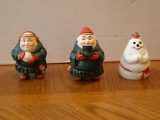 DEPT 56 - SEYMORE, SEIGFRIED, AND THE SNOWMAN - NIB - 93653 - RETIRED