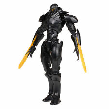 PACIFIC RIM 2 UPRISING OBSIDIAN FURY SIDE JAEGER ACTION FIGURE ROBOT STATUE TOY