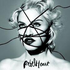 MADONNA - REBEL HEART  (DELUXE EDITION)  CD NEU
