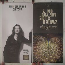 Ani Difranco Poster On Tour Which Side Are You On Album Di Franco 2 Sided