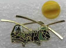 CH-46 Sea Knight Camo Marine Helicopter Enamel Lapel Pin each E7283