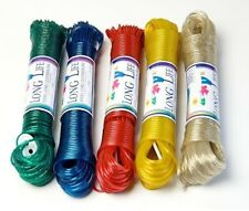 LongLife Steelcore Clothes Washing Line - 25 Meter - Assorted Colour