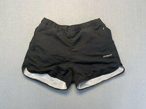 La Gear Black Shorts UK 12