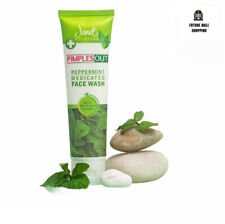 New listing New Ayurveda Natural Pimples Out Peppermint Medicated Acne & Blemishes Face Wash