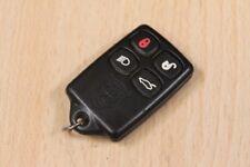 REMOTE FOB + FULL PROGRAMMING INSTRUCTIONS - Jaguar XJ8 XK8 XJR XKR 1996-2000