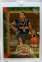 Rare: 1997 97-98 Score Board Rookies Rookie of the Year Allen Iverson #A5, Hoyas