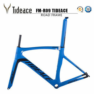 700C Cycling Carbon Fiber Road Bicycle Frames Free shipping OEM Bike Frameset