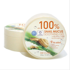 3W Clinic Snail Mucus 100% Soothing Gel 300g