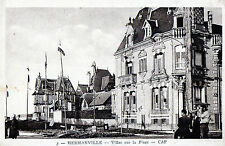 Antique Original Postcard - Hermanville - Villas sur la Plage, France
