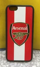 Arsenal FC iPhone 7 / 8 / 6/ 6S Rubber Case Aluminium Cover Perfect Fitted