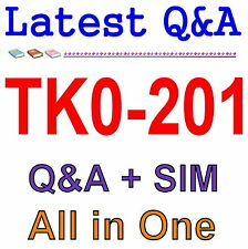 CompTIA Certified Technical Trainer CTT+ TK0-201 Exam Q&A PDF+SIM