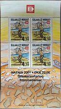 GREENLAND :2000 Hafnia 01 Miniature Sheet unmounted mint