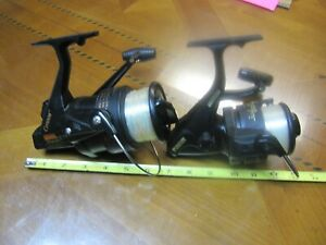 Lot of 2 Big Reels Ocean City Bow Hunting Series/Condor Long StrokeReady To Fish