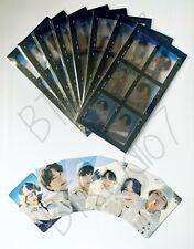 BTS 2021 Winter Package Photocard & Film Photo | RM Jin Suga Jhope Jimin V Jungk
