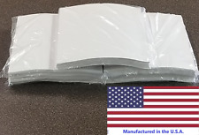 "1000 Value 8.5"" X 5.5"" Half Sheet Self Adhesive Shipping Labels 2 Per Sheet"