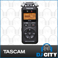 DR-05mk2 Tascam Linear PCM Recorder - BNIB - DJ City Australia