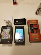Apple iPhone 3rd Generation 8GB Black 3GS Unlocked) Smartphone
