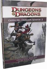 MANUALE D&D 4ª EDIZIONE - GUIDA DEL DUNGEON MASTER 2: D&D 4ª EDIZIONE