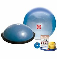Bosu Balance Trainer and Ballast Ball Combo Kit