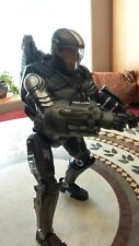 """2009-Hasbro Robocop Battery Operated Talking Action Figure Toy-16 in"""""""