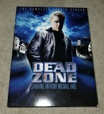 THE DEAD ZONE The Complete Fourth Season 3-Disc Box Set 2006 DVD Widescreen