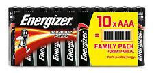 Energizer Alkaline Power Batterien Batterie 10 x AAA 10er Pack LR03